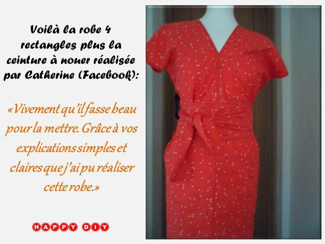 Couture Facile Pour Debutants Robe Cousu Main Couture Facile Pour Debutant Couture Facile Couture Facile Robe