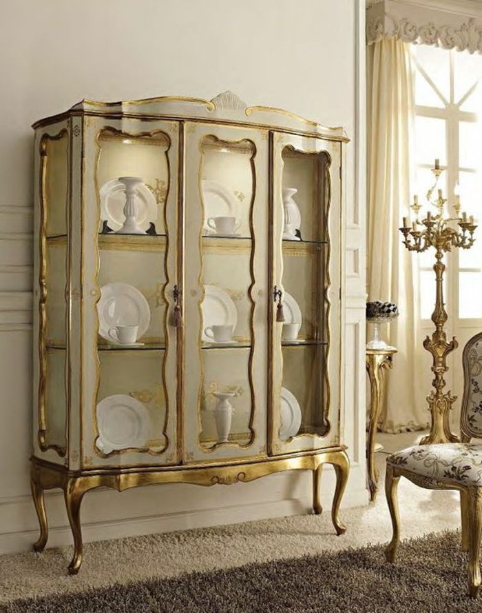 ▷ 1001+ Idées pour l\u0027ameublement avec meuble baroque + le guide des