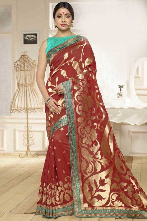 Latest Saree Blouse Designs - 17 New 15