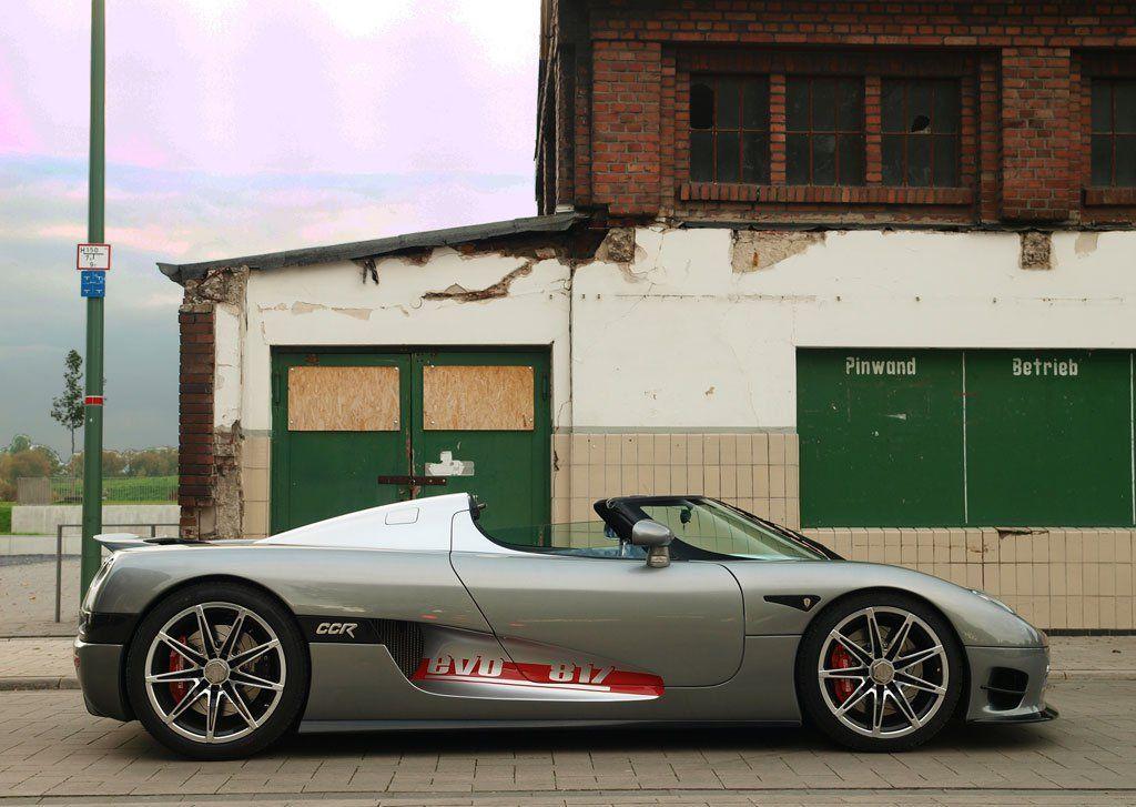 Koenigsegg CCR by Edo competition
