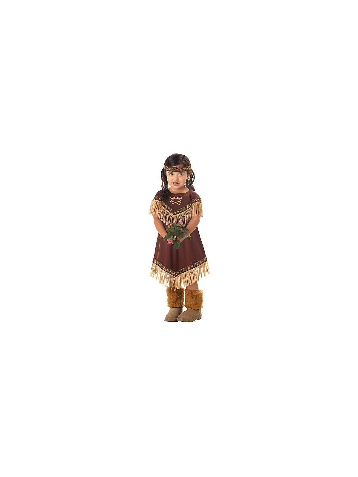 08388538415b6 Toddler Lil Indian Princess Costume! See more #costume ideas for Halloween  and more at CostumeSuperCenter.com