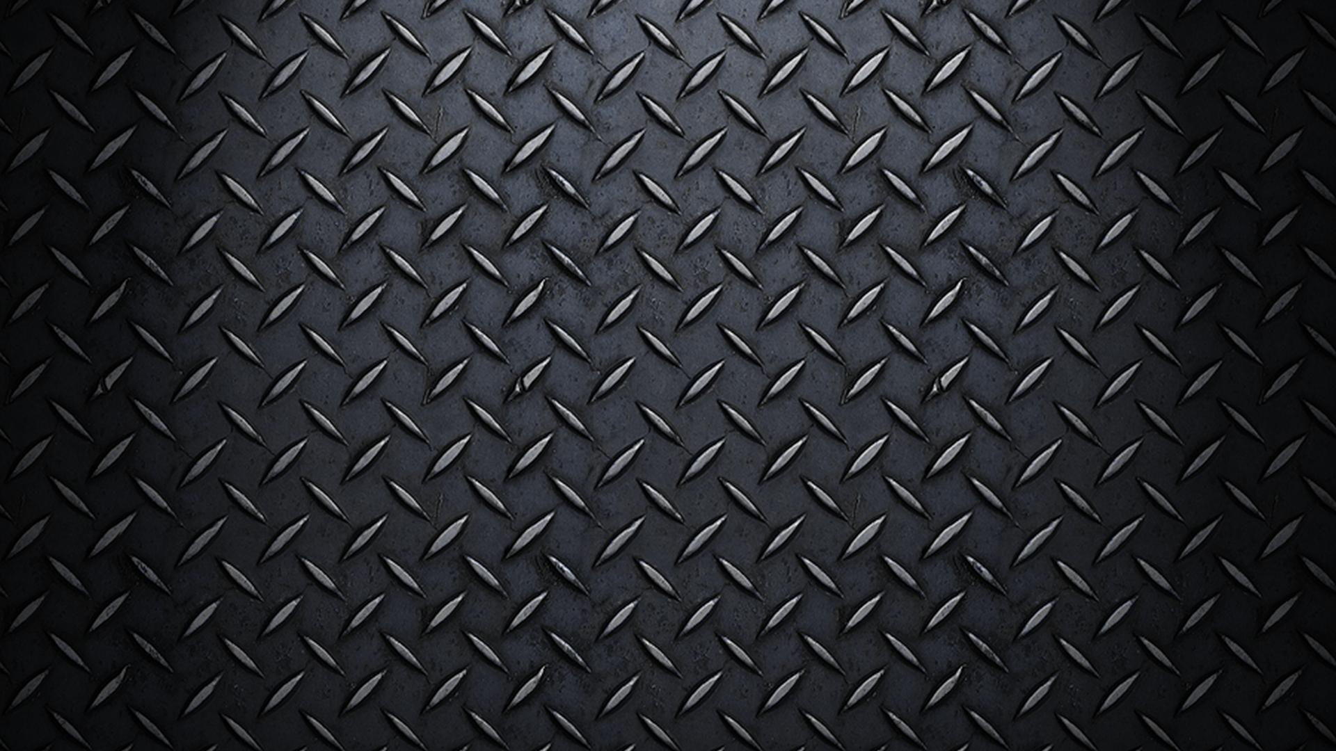 Diamond Plate Carbon Fiber Wallpaper Metal Texture Textured Wallpaper