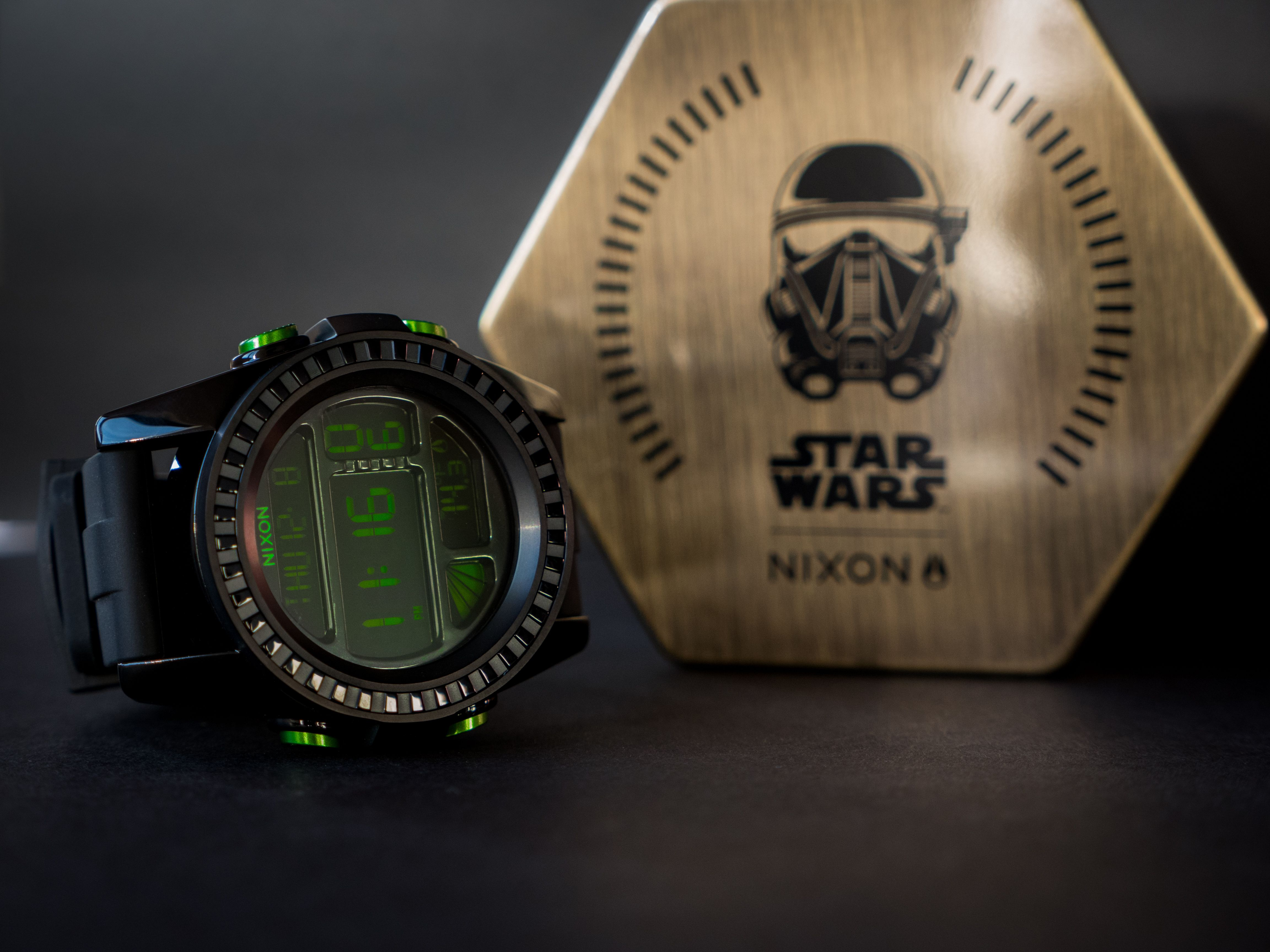 f23beb72dff A rebellion built on hope. The Nixon Rogue One signature collection ...