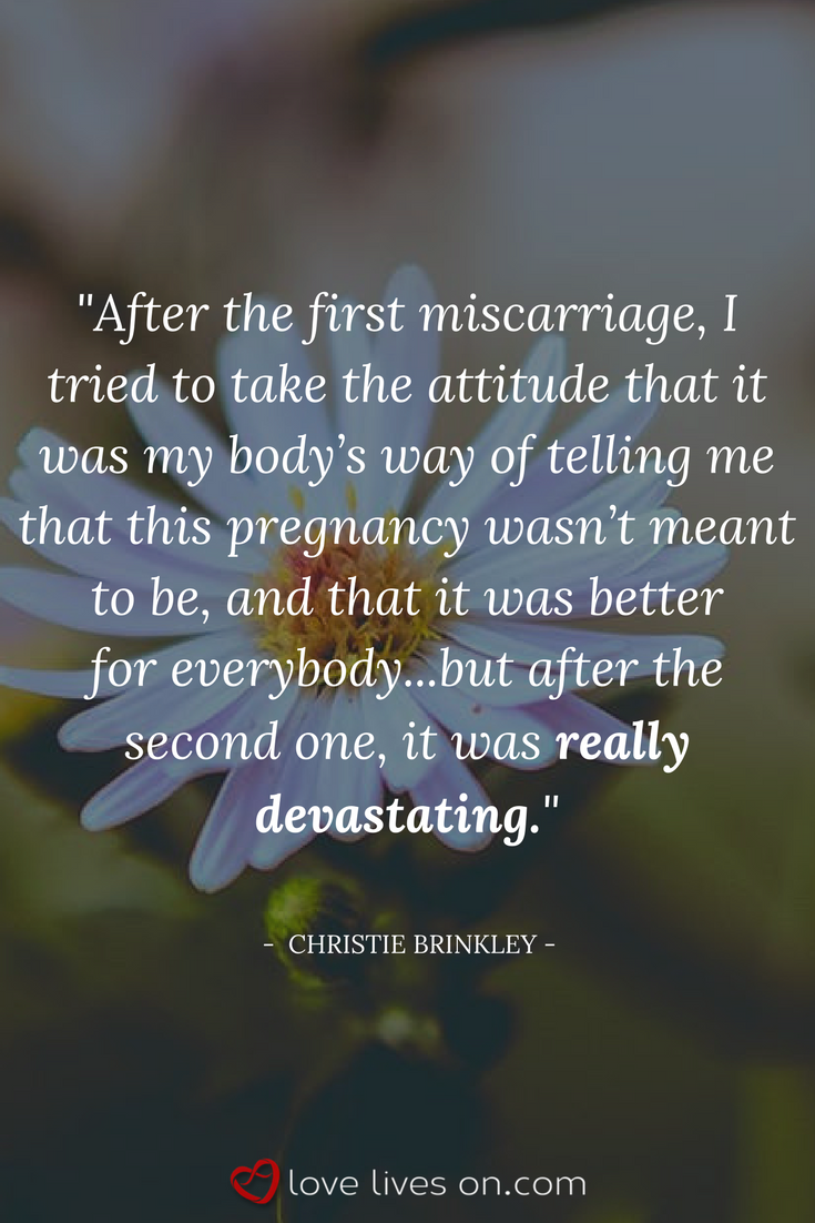 Miscarriage Quotes | 50 Heartfelt Miscarriage Quotes From Celebrities Healing Pinterest