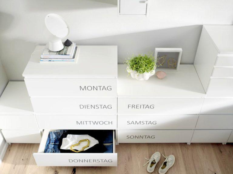 Schlafzimmer Ikea Ordnungssystem