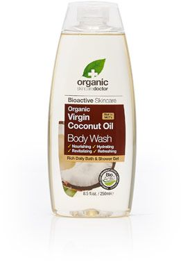 Shop Organic Doctor Virgin Coconut Oil Body Wash Online At A Discount Price From Vitamin World Oil Body Wash Coconut Oil Body Coconut Oil Beauty