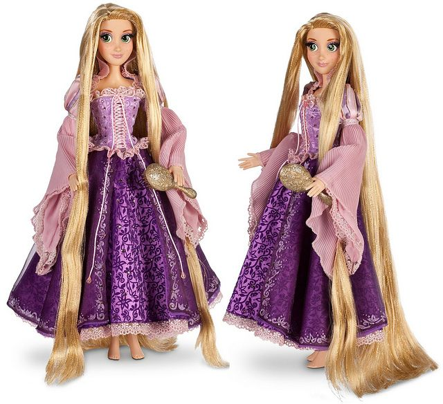Exclusive Limited Edition Deluxe Tangled Rapunzel Doll