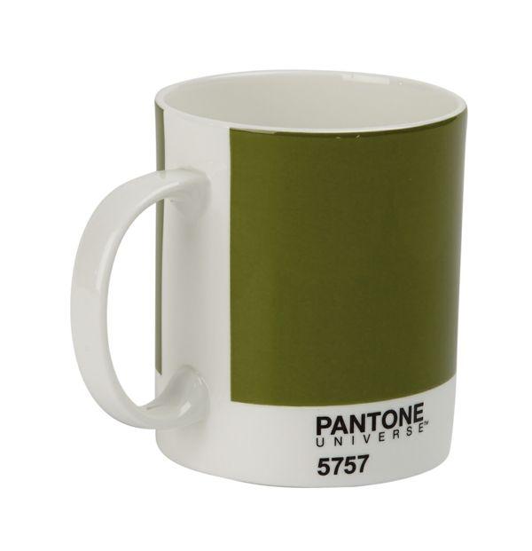 wandfarbe olivgrün pantone fartben 5757-c farbtrends | Grüne ...