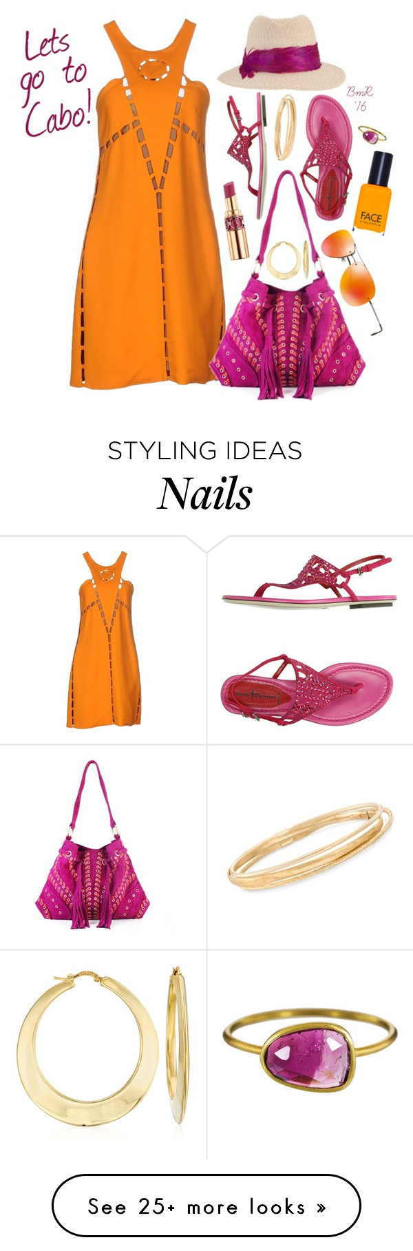"""Vacation Dreams"" by barbmama on Polyvore featuring Cesare Paciotti, Emilio Pucci, Eugenia Kim, Prada Sport, FACE Stockholm, Yves Saint Laurent, Ross-Simons, Solow, women's clothing and women"