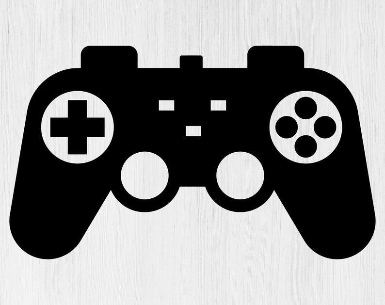 Xbox Game Controller Svg Xbox One Svg Gamepad Svg Video Game Etsy Video Game Controller Cricut Projects Vinyl Game Controller