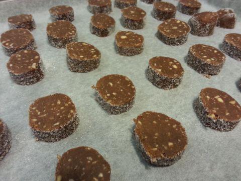 Sables al cacao e nocciole ricetta corso pasticceria