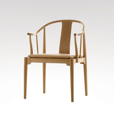Attractive Hans J. Wegner: Chinese Chair, 1944