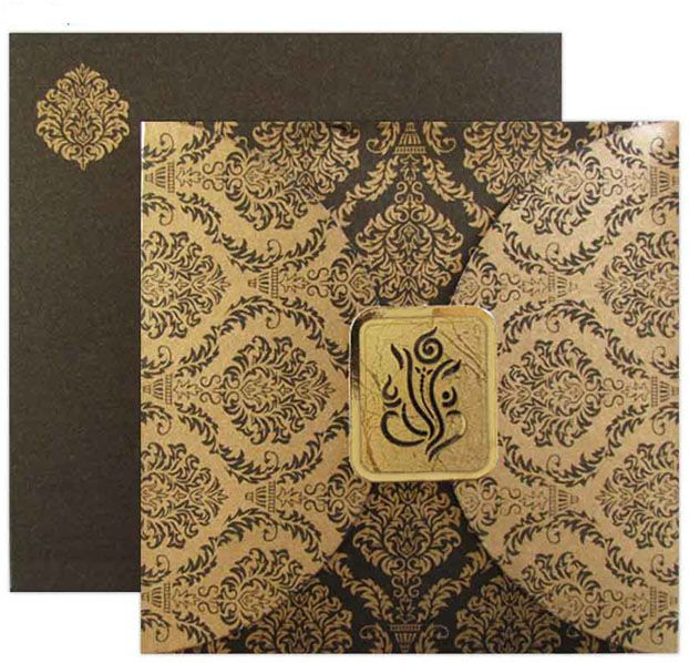 Ganesh Wedding Invitations: Www.regalcards.com For This Amazing Hindu Wedding