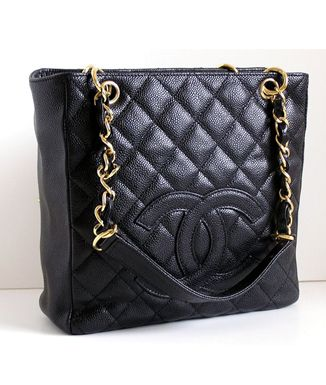 7d672eda96db CHANEL PST BLACK CAVIAR (Gold Hardware) | Nothing Like A Fabulous ...