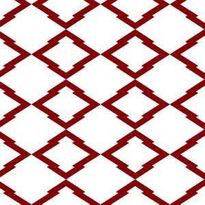 幾何学模様の着物の柄 わかる着物の柄 2020 模様 通年 幾何学