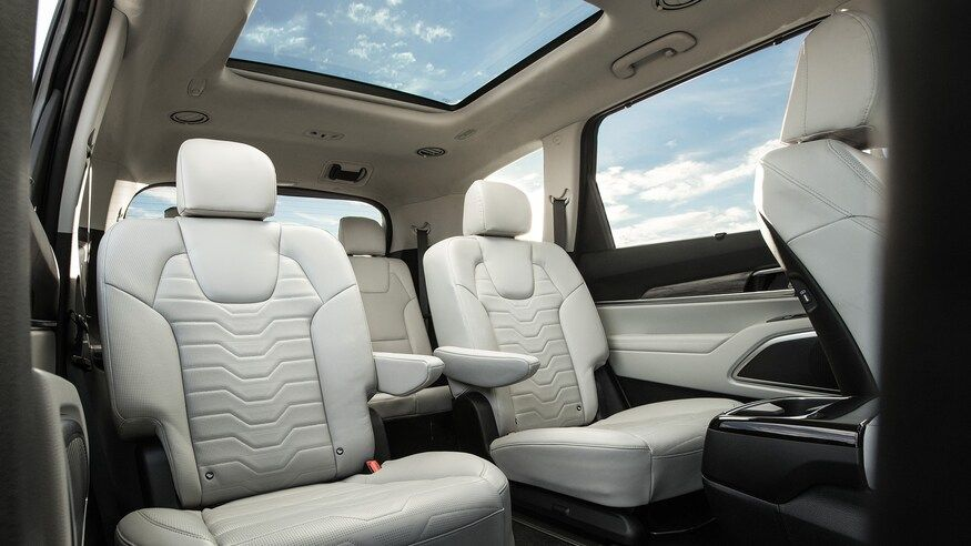 Refreshing Or Revolting 2020 Kia Telluride Vs Hyundai Palisade