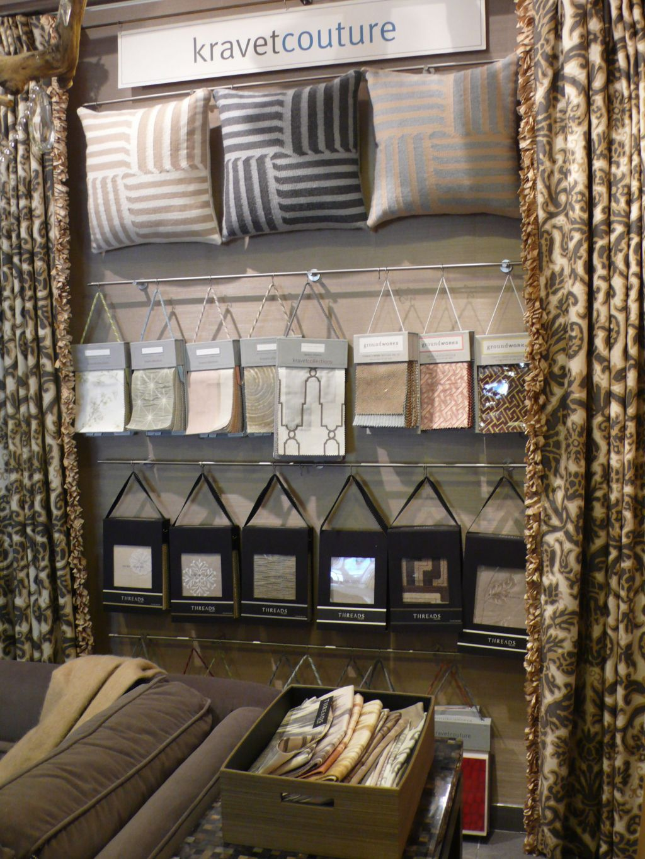 Workroom Chicago Luxury Kravet Couture Showroom Display At