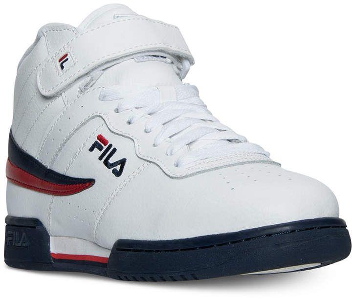 Fila Men's F 13V Casual Sneakers from Finish Line | Fila