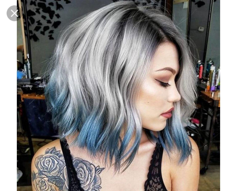 Pin By Brynna Venne On Hair Silver Hair Color Grey Hair Color Hair Styles