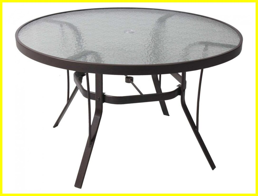 Outdoor Tempered Glass Table Top Replacement