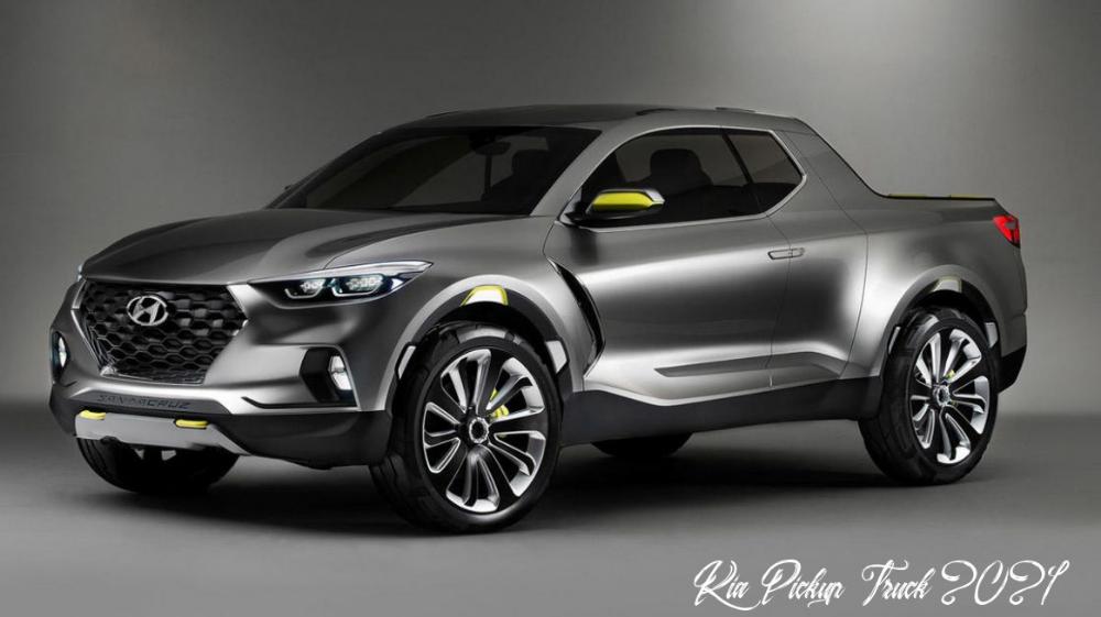 39+ Kia pickup truck concept ideas