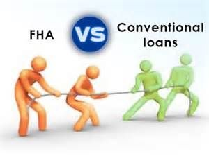 Credit And Dti Guidelines On Conventional Loans Versus Fha Loans