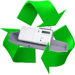 Neopost Ij40 Ink Cartridge Recycling Service For 39 95 With