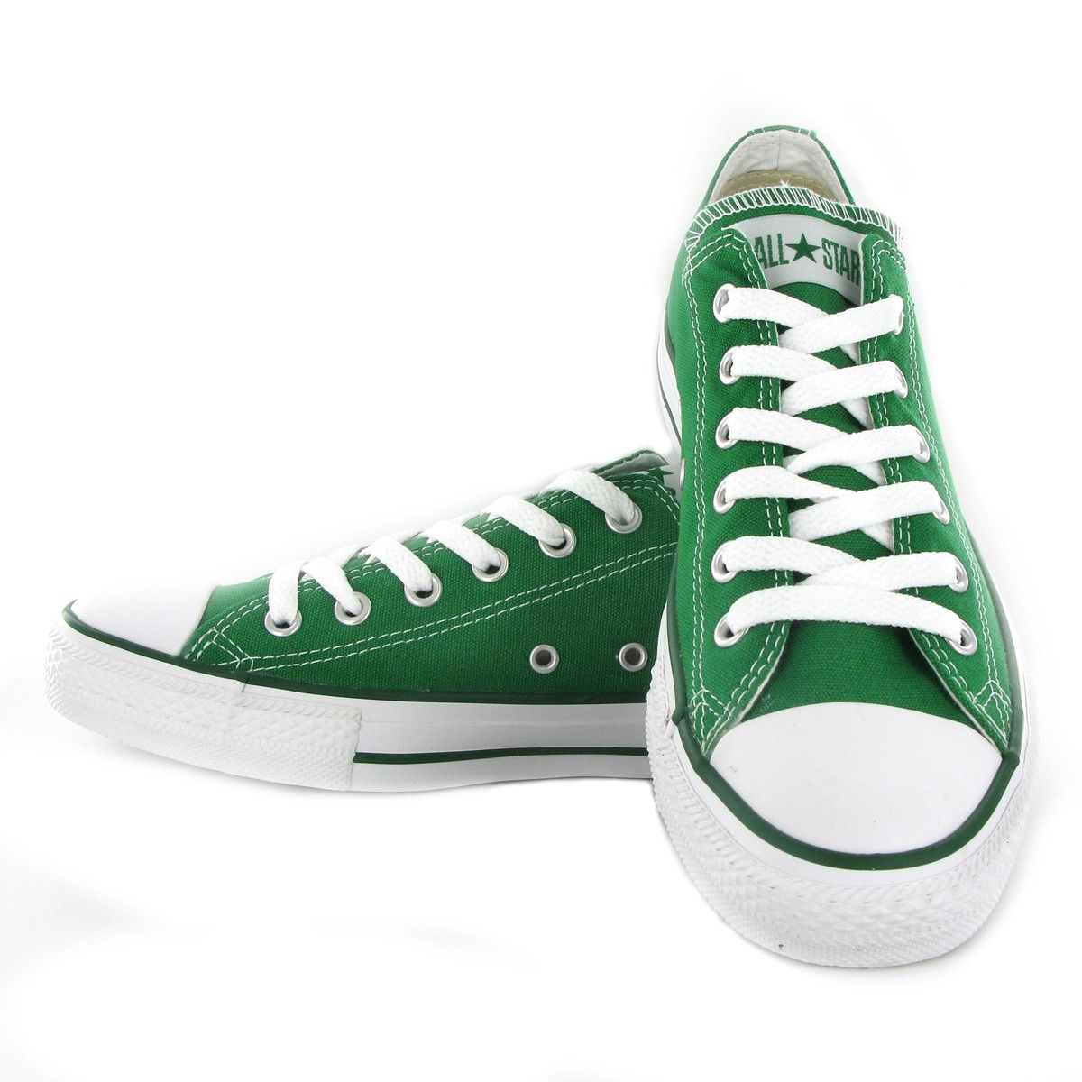 the best attitude 8f6df 354f3 Converse All Star Ox Green Mens Trainers