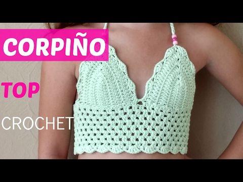 CORPINO DE ENCAJE! DIY - Madeleyn ? - YouTube