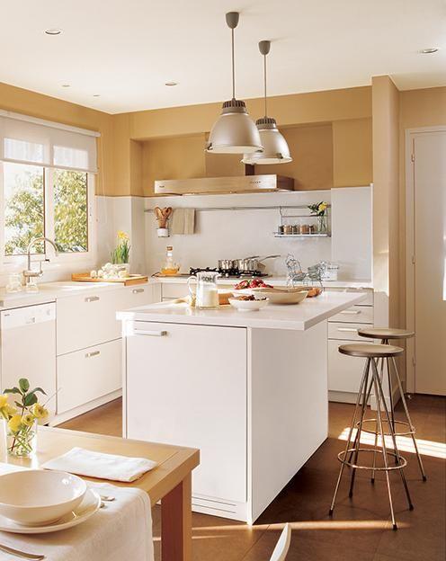 El Mueble on   Mi cocina   Islas de cocina, Cocinas modernas y ...