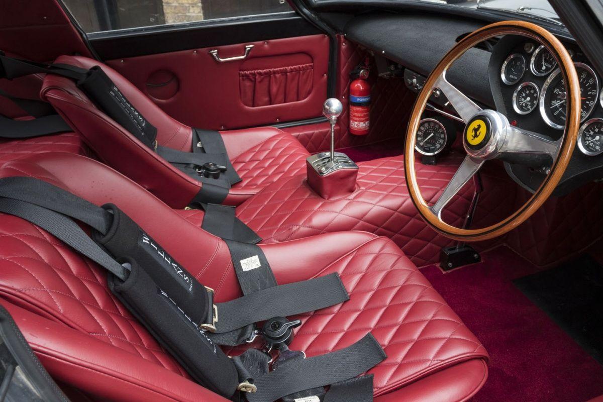 1962 Ferrari 250 Gto Recreation Right Hand Drive Chassis No