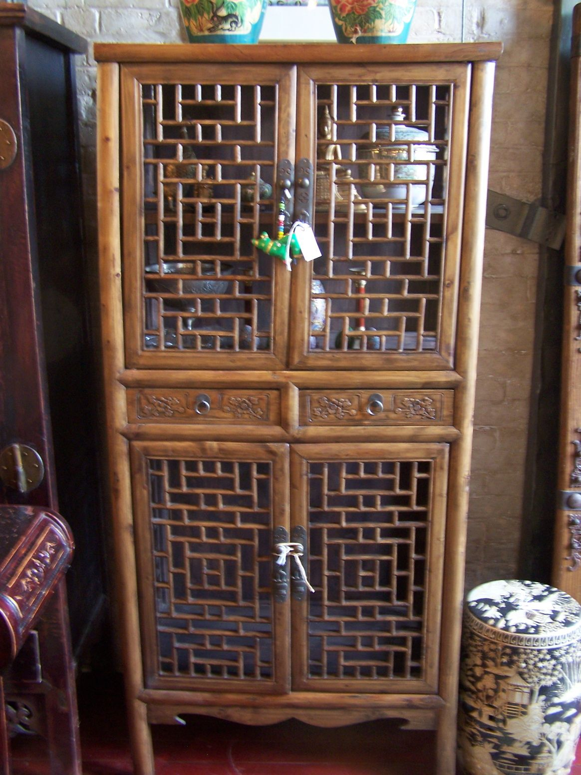 Antique Chinese Kitchen Cabinet Chinese Kitchen Cabinets Antiques Cabinet
