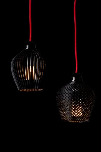 A Dozen Elegant 3 D Printed Lamp Shades In 2020 Lamp Design Lamp Lamp Shades