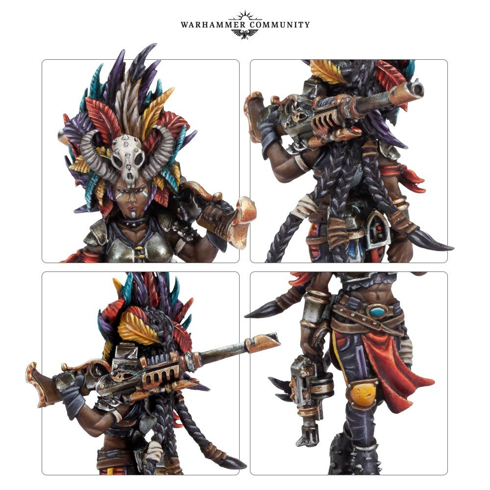 Coming Soon to Forge World - Warhammer Community | Necro gangs/kill