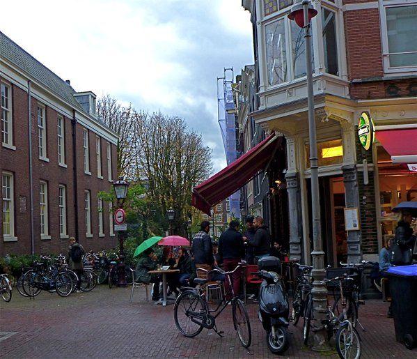 #Haarlemmerstraat #Herenmarkt 7 november 2015