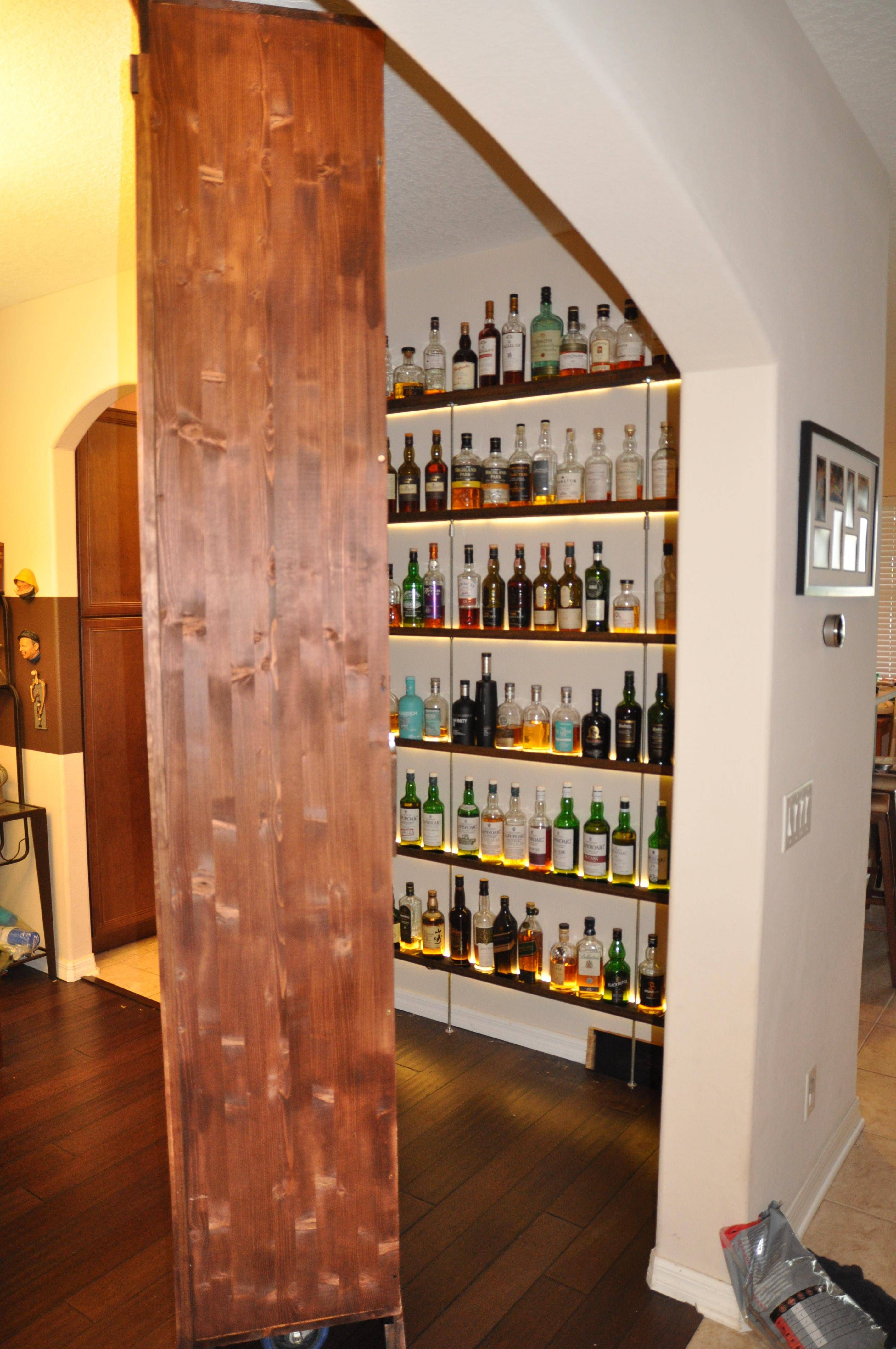 Superbe Hiding Behind This Bookcase Is A Brilliant Way To Conceal Alcohol