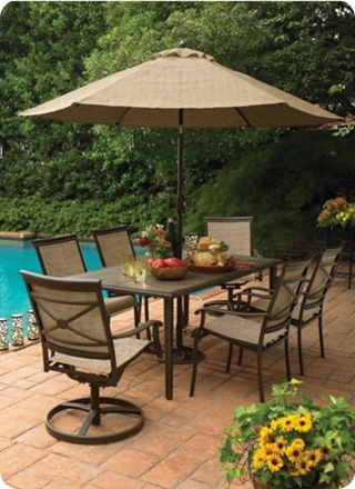 Country Living Ashmore Set And The Table And Six Chair   From Sears · Outdoor  Dining ...