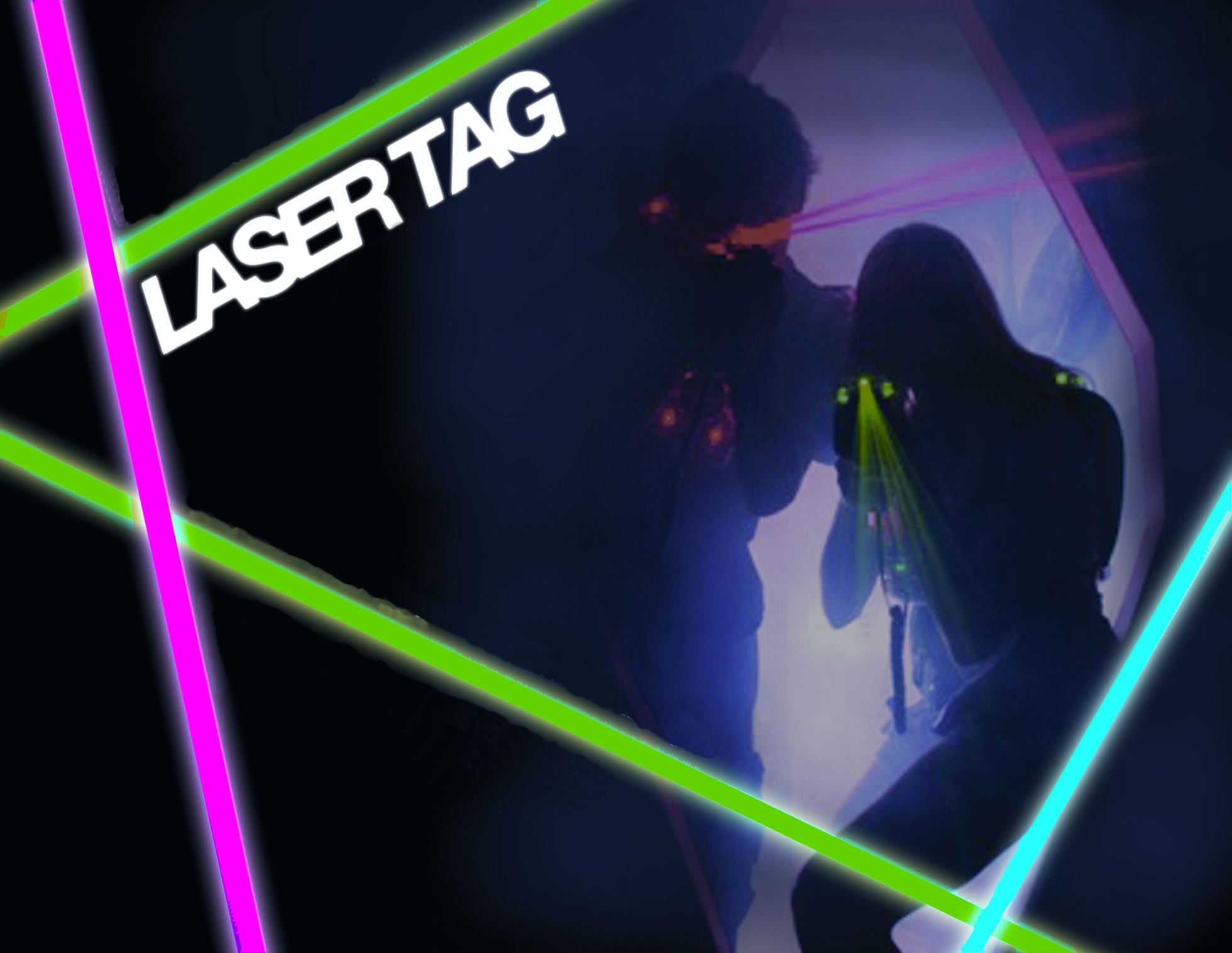 Laser Tag Party Invitation for perfect invitation example