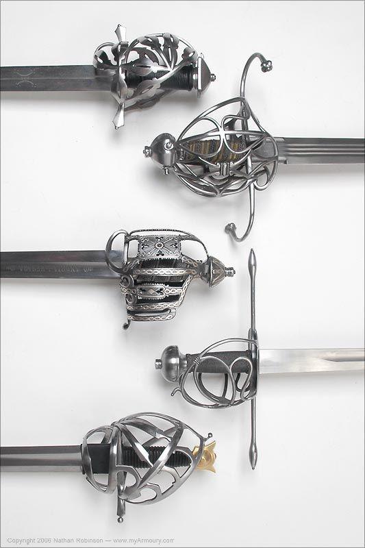 Swords by E.B. Erickson -- myArmoury.com: