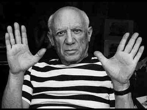 55 Pablo Picasso Breve Biografia Y Su Obra Subtitulos En Ingles