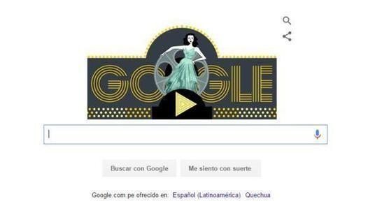 Google rinde homenaje a la actriz y precursora del wifi