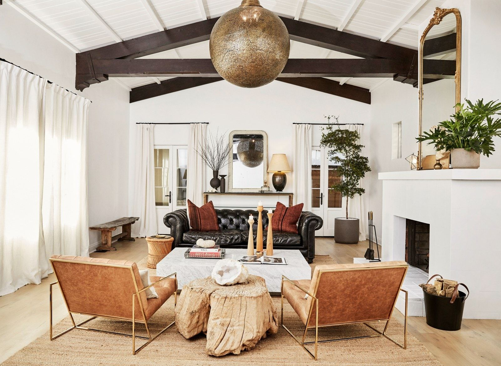 Inside Shay Mitchell S Reimagined L A Oasis 2020 Home