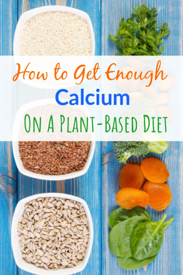How to get enough Calcium on a Plant-Based Diet | Plant ...