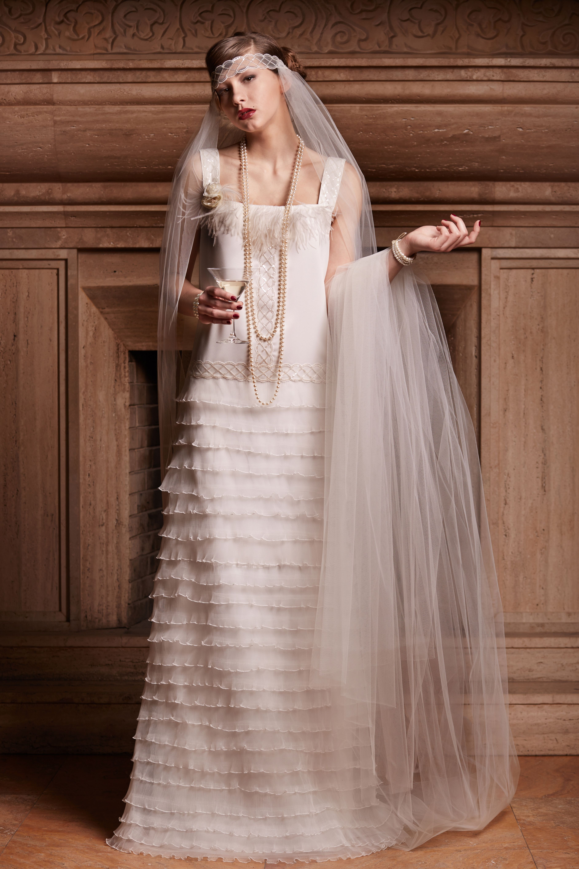 Great gatsby inspired bridesmaid dresses  Alisa wedding dress Daisy  Alisa wedding dress collection Great