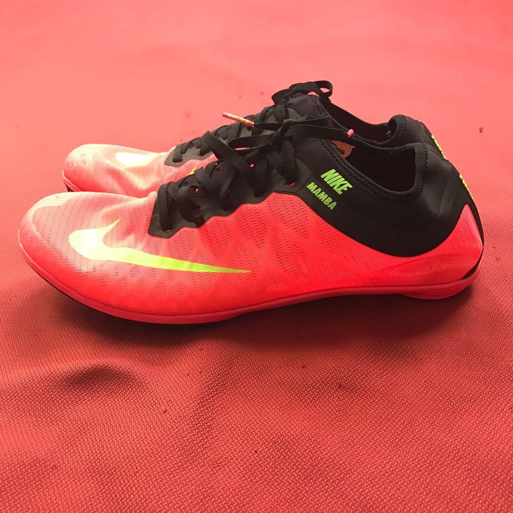 NEW Womens Nike Mamba Sz 13 Track Shoes