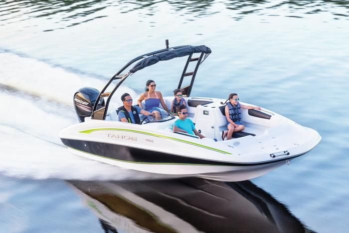 TAHOE Boats : Deck Boats : 2017 1950 Description | Boats