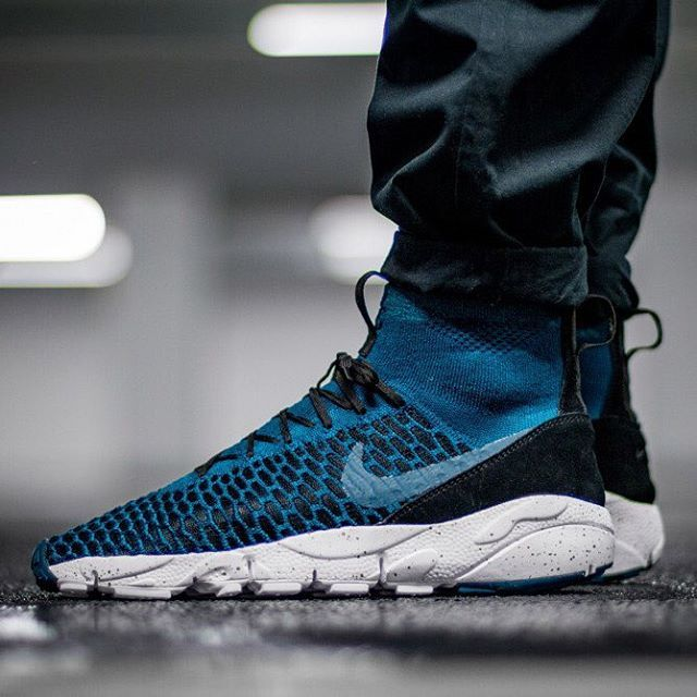un nuovo turchese colorway della nike footscape magista!