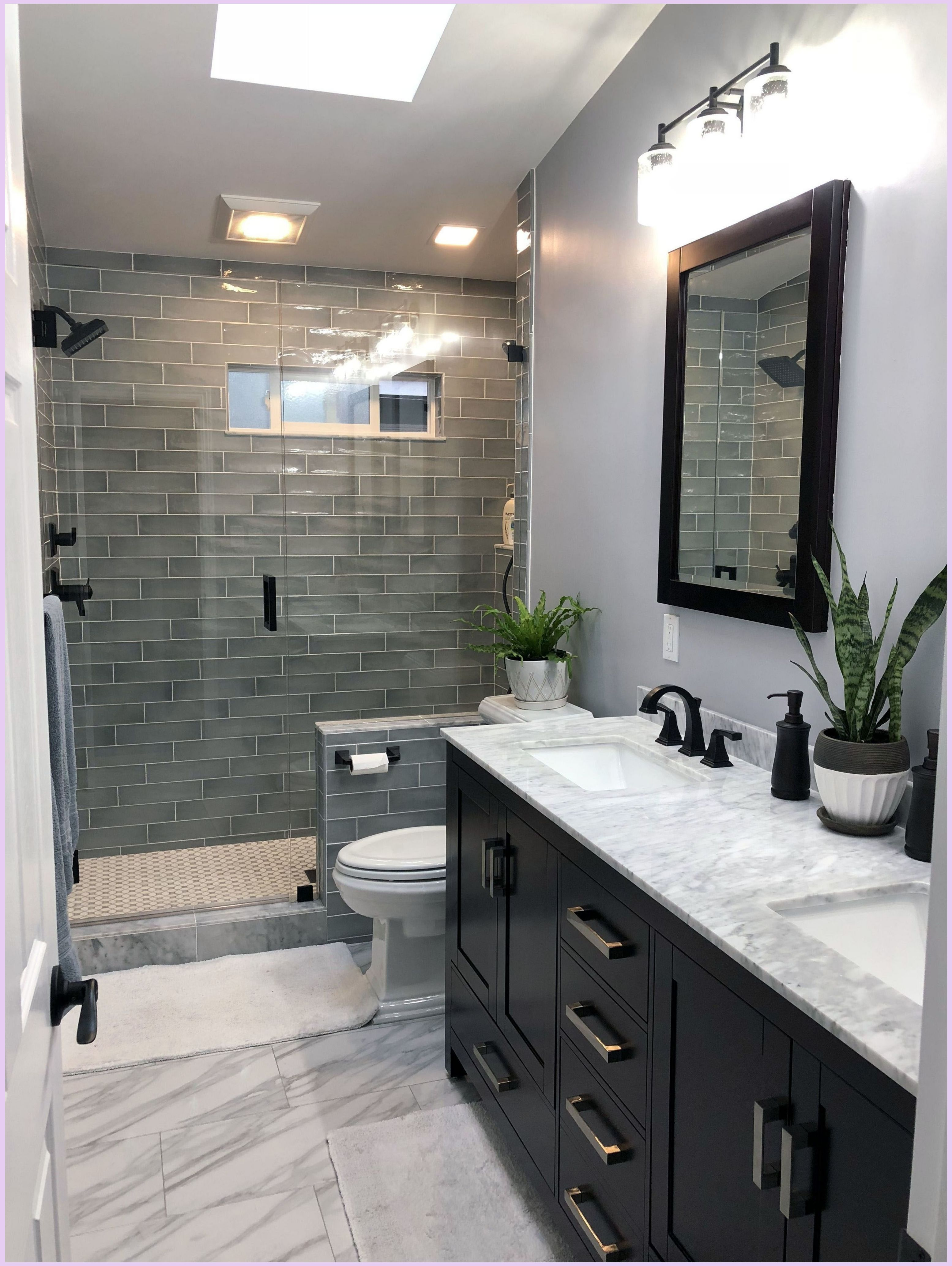 47 Best Master Bathroom Remodeling On A Budget Ideas 28 Master Bathroom Ideas On A Budget In 2020 Bathroom Tile Designs Bathroom Remodel Master Bathrooms Remodel