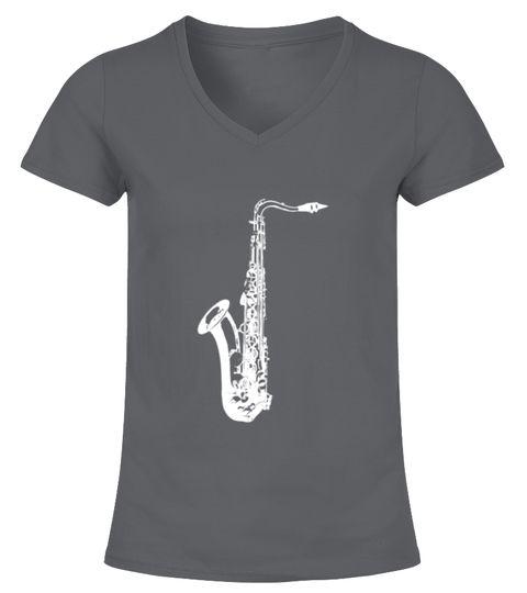 saxophone (115) Saxophone T-shirt