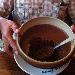 Chez Janou - Paris, France. Chez Janou -- mousse au Chocolat -- Delicious!